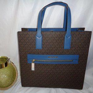 Michael Kors Kenly Large Tote Shopper Handbag